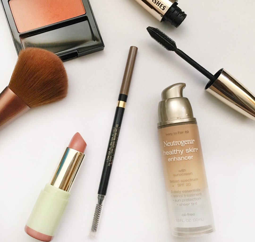 Ellie's Go To Drugstore Makeup Favorites.
