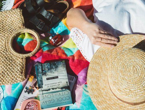 My Summer Sunshine Essentials.