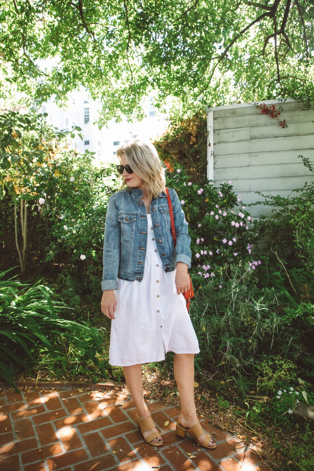My Favorite Summer Essential: The White Dress